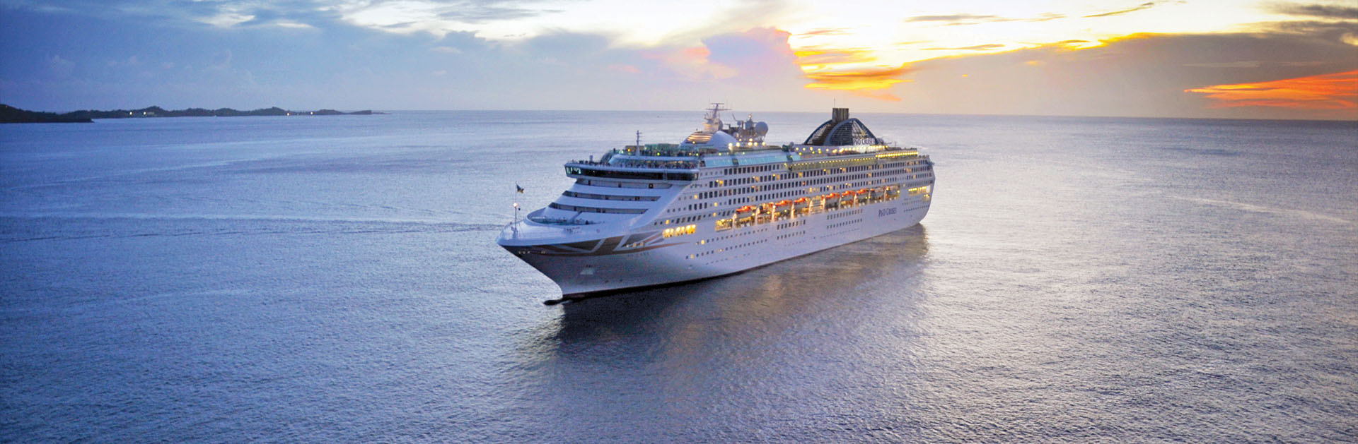 P&O's Oceana No-Fly 2019/20 Season | Ocean World Travel